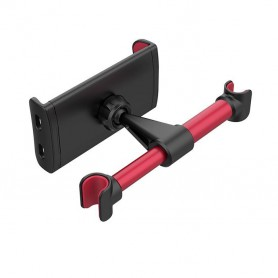 HOCO - HOCO CA30 Universal Car Headrest Back Seat Mount Holder for Phone and iPad - iPad and Tablets stands - H61118 www.NedR...