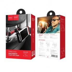 HOCO - Auto Achter Kussen Telefoon Houder voor telefoon en iPad - iPad Tablets Stands en houders - H61118 www.NedRo.nl