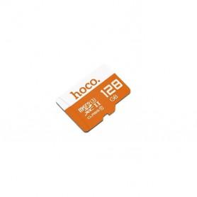 HOCO, Card de memorie TF de mare viteză micro-SD de 128 GB, Adaptoare SIM, H100041, EtronixCenter.com
