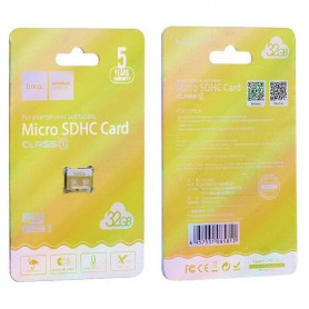 HOCO, TF high speed memory card micro-SD 32GB, SIM adapters, H100039, EtronixCenter.com