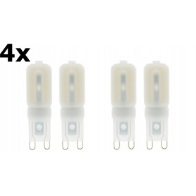 NedRo, G9 7W Cold White SMD2835 LED Lamp - Dimmable, G9 LED, AL245-CB, EtronixCenter.com