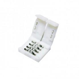 NedRo - (10 buc.) Conector PCB 10mm cu 4 Pin - Conectori LED - LSC04 www.NedRo.ro