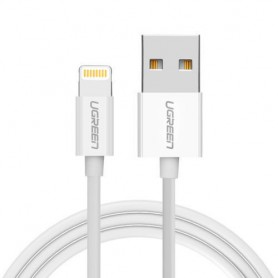 UGREEN - Lightning USB Sync & Oplaadkabel voor iphone, ipad, itouch - iPhone datakabels - UG414-CB www.NedRo.nl