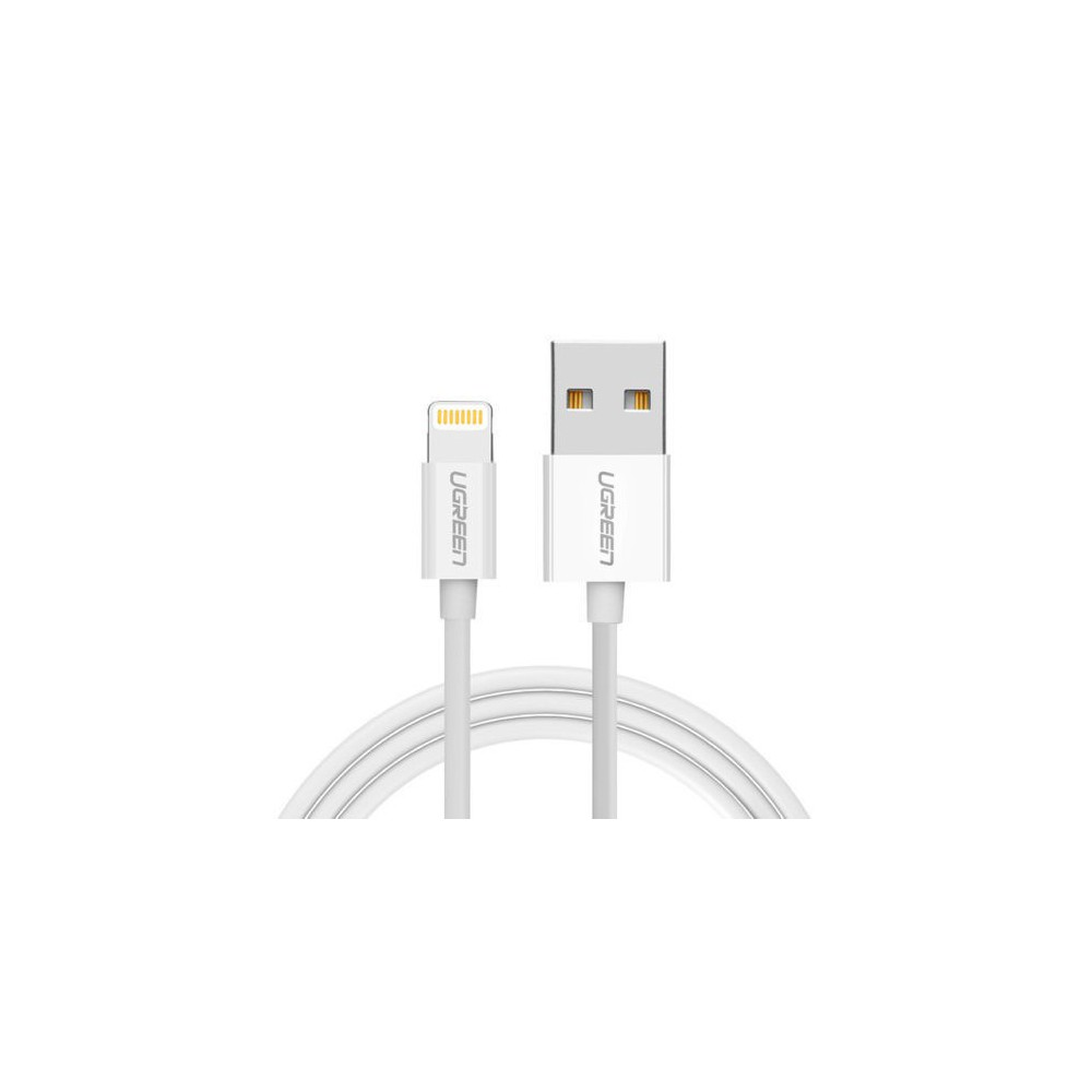 082bda31477 UGREEN, Cable Lightning USB Sync & Charging para iphone, ipad, itouch  US155,. Loading zoom