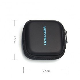 HOCO, Vention Storage Bag, Headsets and accessories, V095, EtronixCenter.com