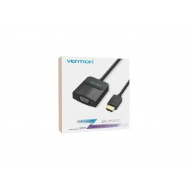 Vention - HDMI to VGA converter with 3.5mm audio and USB power supply - HDMI adapters - V099-CB