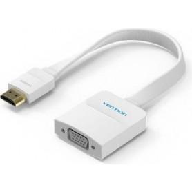 Vention - HDMI naar VGA-converter met met 3.5mm audio en USB voeding - HDMI adapters - V102-CB www.NedRo.nl