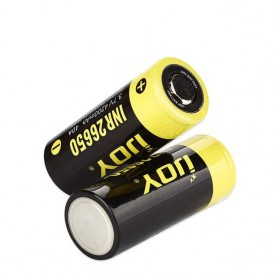 iJoy - iJoy INR26650 4200mAh - baterie reîncărcabilă Li-Ni 40A - Alte formate - NK411-CB www.NedRo.ro