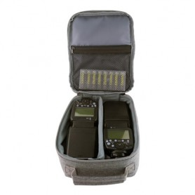 NedRo, Geantă de transport mare pentru accesoriile Powerex, Accesorii încărcătoare baterii, NK416, EtronixCenter.com
