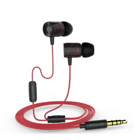 Vention - Vention VAE-T05 Noise Isolating/ In-Ear Earphone with microfon - Headsets and accessories - V106 www.NedRo.us