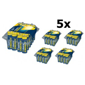 Varta, 24-Pack - AAA R3 Varta Longlife alkaline battery, Size AAA, BS321-CB, EtronixCenter.com