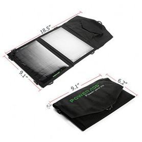 Poweradd, Poweradd 7W încărcător panou solar, Panouri solare și turbine eoliene, NK417, EtronixCenter.com