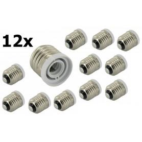 unbranded - E27 to E12 Socket Converter - Light Fittings - LCA17-CB