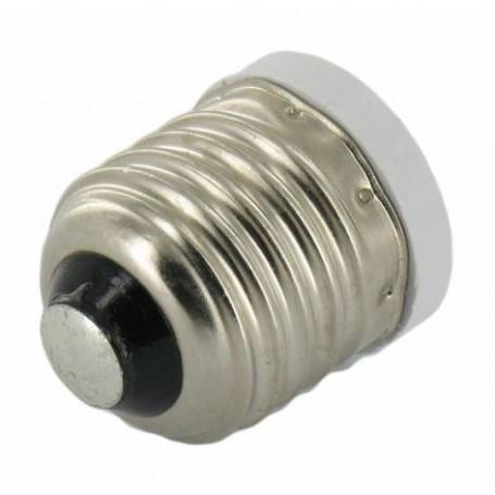 NedRo - E27 naar E12 Fitting Omvormer - Lamp Fittings - LCA17-CB www.NedRo.nl