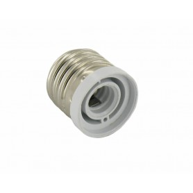 NedRo - E27 to E12 Socket Converter - Light Fittings - LCA17-CB www.NedRo.us