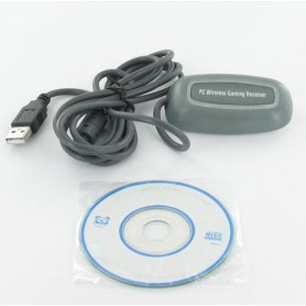 NedRo, XBOX360 Controllers PC Wireless Gaming Receiver, Xbox 360 Accessoires, YGX571, EtronixCenter.com