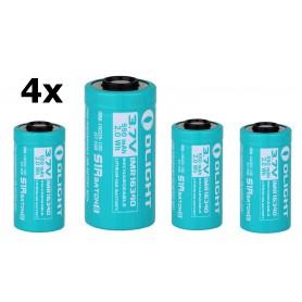 OLIGHT - Baterie reîncărcabilă Olight RCR123A special pentru S1RI 550mAh 3.7V - Alte formate - NK422-CB www.NedRo.ro