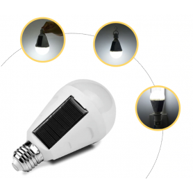 NedRo - E27 Fitting pentru becuri LED solare portabile - Corpuri de iluminat - AL1024-CB www.NedRo.ro
