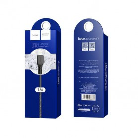 HOCO, HOCO Flash X20 cablu de date USB la IPHONE lightning, iPhone cabluri de date , H70315-CB, EtronixCenter.com