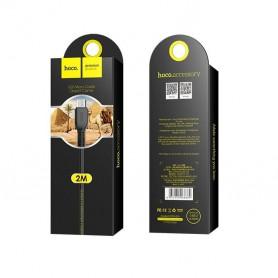 HOCO, HOCO USB naar Micro-USB Flash X20 kabel, USB naar Micro USB kabels, H70321-CB, EtronixCenter.com