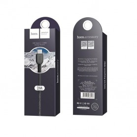 HOCO, HOCO Flash X20 Cablu de date USB la USB Tip-C, Cabluri USB la USB C, H70325-CB, EtronixCenter.com