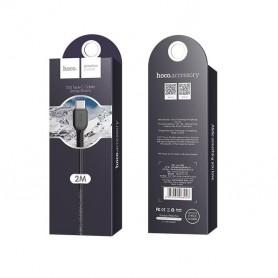 HOCO, HOCO Flash X20 USB naar Type C kabel, USB naar USB C kabels, H70325-CB, EtronixCenter.com