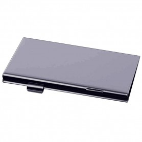 NedRo - TF and SD Memory Cards Aluminium Storage Case - SD and USB Memory - AL643-CB www.NedRo.us
