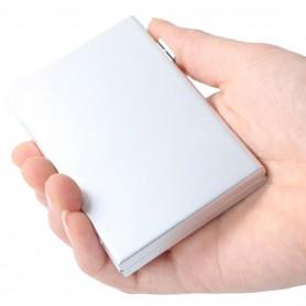 Oem - TF and SD Memory Cards Aluminium Storage Case - SD and USB Memory - AL643-CB