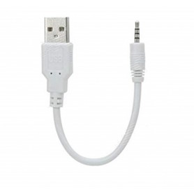 2.5mm Audio Jack 4 Pole to USB Cable