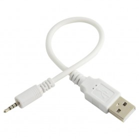 NedRo - 2.5mm Audio Jack 4 Pole to USB Cable - USB to Audio cables - AL500 www.NedRo.us
