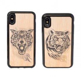 Oem, 3D TPU Case for Apple iPhone X / XS, iPhone phone cases, H60912