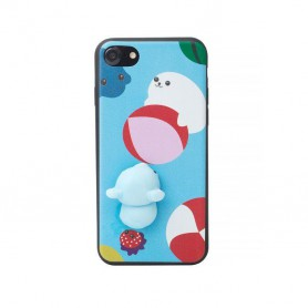 Oem, 3D TPU Case for Apple iPhone X / XS, iPhone phone cases, H60336