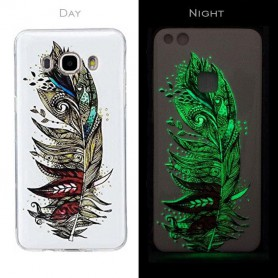Oem, TPU case Glow in the dark for Apple iPhone X / XS, iPhone phone cases, H70015