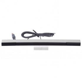 Wired Remote Motion Sensor Bar for Nintendo Wii / Wii U