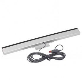 Oem - Wired Remote Motion Sensor Bar for Nintendo Wii / Wii U - Nintendo Wii - AL1078