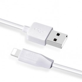 HOCO, Hoco Lightning naar USB 2.1A kabel voor iPhone iPad, iPhone datakabels, H60412-CB, EtronixCenter.com