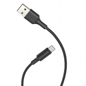 HOCO, HOCO Soarer X25 Cable USB to Type-C, USB to USB C cables, H100155-CB