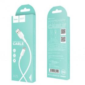 HOCO, HOCO USB naar Type-C Soarer X25 kabel, USB naar USB C kabels, H100155-CB, EtronixCenter.com