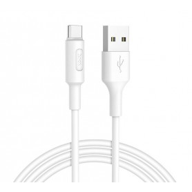 HOCO - HOCO Soarer X25 Cable USB to Type-C - USB to USB C cables - H100155-CB www.NedRo.us