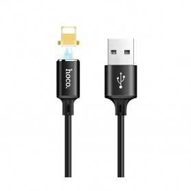 HOCO, Hoco USB Magnetic U28 Lightning charging cable for Apple iPhone, iPhone data cables , H61134-CB, EtronixCenter.com