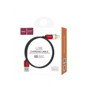 HOCO - Hoco Magnetic 8-Pin Lightning iPhone iPad Cablu de încărcare - iPhone cabluri de date  - H61134-CB www.NedRo.ro