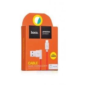 HOCO, HOCO UPM10 Cablu de date micro-USB / conector la 90 de grade, Cabluri USB la Micro USB, H70333, EtronixCenter.com