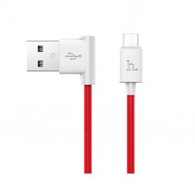 HOCO - HOCO UPM10 USB to Micro-USB data cable 90 degree plug - USB to Micro USB cables - H70333 www.NedRo.us