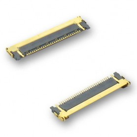 NedRo, LCD LED LVDS Connector voor MacBook Pro A1278 en A1342 YAI600 , Overige laptop accessoires, YAI600, EtronixCenter.com