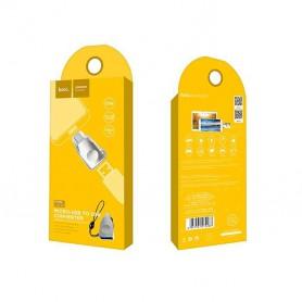 HOCO - HOCO UA10 - Micro USB la USB OTG adaptor si convertor - Adaptoare USB - H61136 www.NedRo.ro