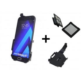 Haicom, Haicom magnetic phone holder for Samsung Galaxy A7 HI-502, Car magnetic phone holder, HI002-SET