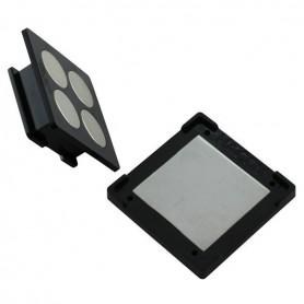 Haicom - Haicom magnetische houder voor Samsung Galaxy A7 HI-502 - Auto magnetisch telefoonhouder - HI002-SET www.NedRo.nl