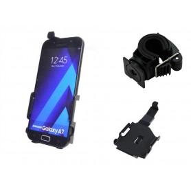 Haicom - Haicom bicycle phone holder for Samsung Galaxy A7 HI-502 - Bicycle phone holder - HI005-SET www.NedRo.us