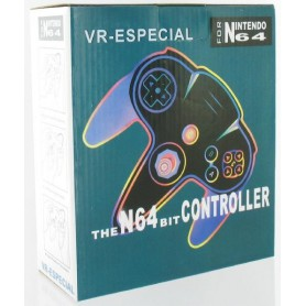 NedRo, Controller for Nintendo 64, Nintendo 64, YGN001-CB, EtronixCenter.com
