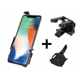 Haicom, Haicom phone holder for Apple iPhone XS MAX FI-518, Bicycle phone holder, HI011-SET-CB